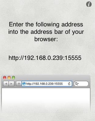 WiFi Photo App