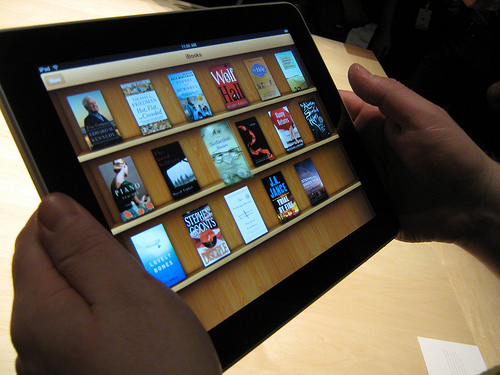 iBooks (Foto: GlennFleishman/Flickr)