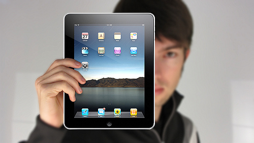 iPad (Foto: Rego/Flickr)
