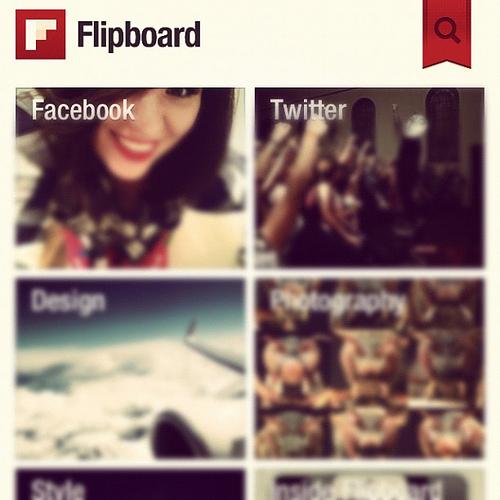 Flipboard (Bild: JoshBermudez/Flickr)