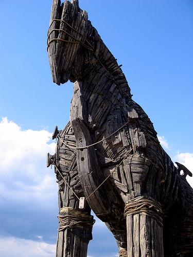 trojaner (Foto:von Darcy McCarty/Flickr)