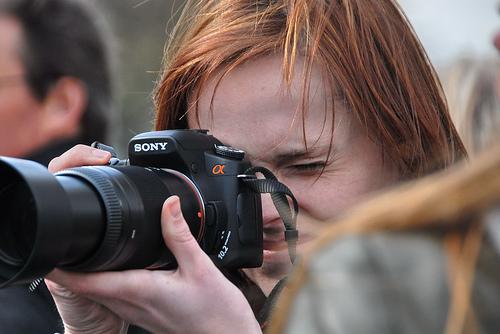 Kamera am Mac (Foto: von FaceMePLS/Flickr)