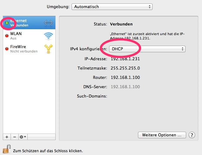 Router Ip Adresse ändern