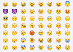 emoticon mac